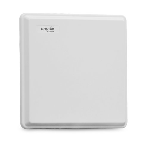 Proxim Tsunami MP-10150 Base Station Lite 400 Mbps MIMO 2x2 90° sector antenna - WD PoE